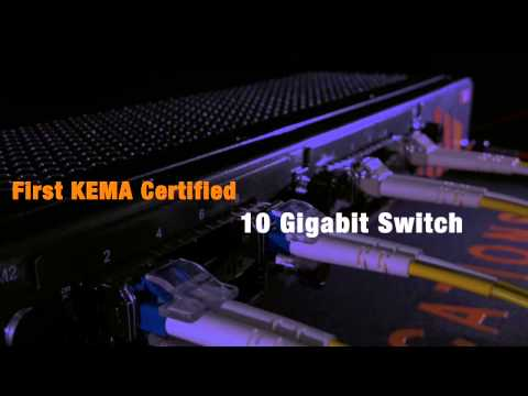 IS5Com Product Announcement - IES28TG Substation Certification