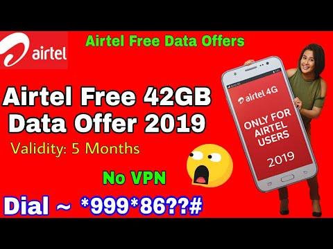 airtel-free-42gb-4g-data-offers-2019-||-airtel-free-data-offer-||-airtel-free-internet-||-airtel