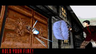 House of the Dead PC Gameplay Windows 7 64-bit HD