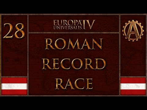 EUIV The Holy Roman Record Race 28
