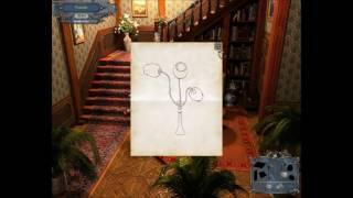 Sherlock Holmes: The Mystery of the Persian Carpet - Level 6 Walkthrough