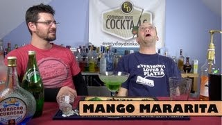 Mango Margarita, Cocktail How-to