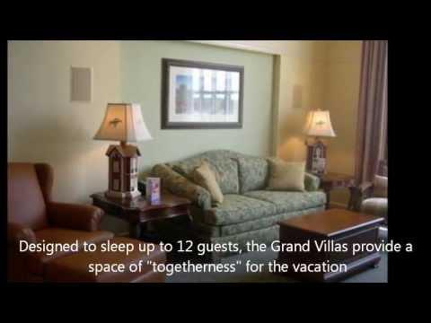 The Grand Villa at Disney's Saratoga Springs Resort & Spa Walkthrough