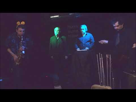 Dadá's Quartet at Sinestesia, Barcelona, 12-01-2018
