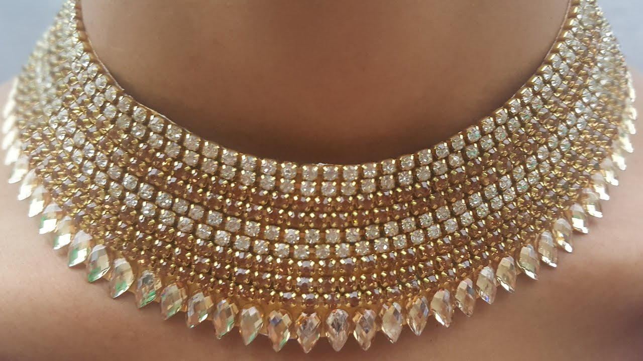 manubhai bridal jewels gold from jewellers necklace south india