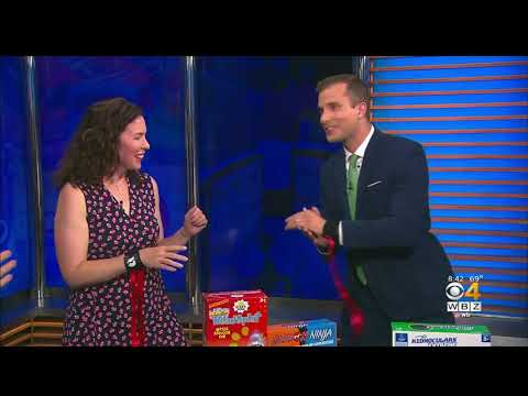Backyard Fun Toys on WBZ Boston - The Toy Insider