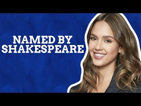 How Did Shakespeare Create The Name Jessica?