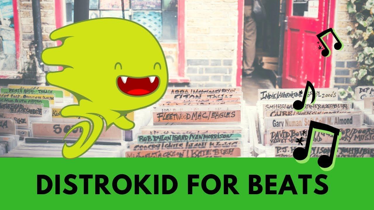 DistroKid For Beatmakers 2018 | Teams, Splits, Spotify, Tracklib