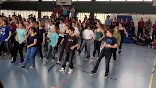 Aktionstag Moll-Gymnasium Mannheim (Sport: Jump Style) 2012
