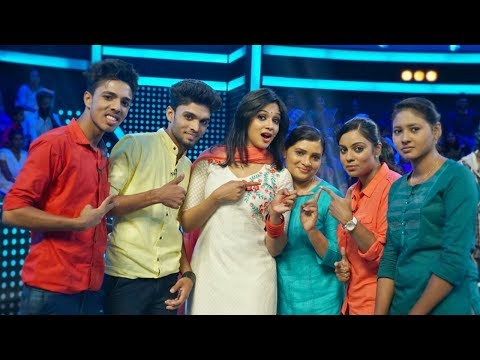 Minute to win it | Ep 66 - Group of 3 V/S Group of 2 | Mazhavil Manorama