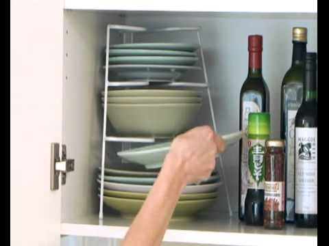Tips To Organise Your Kitchen Cupboards   YouTube