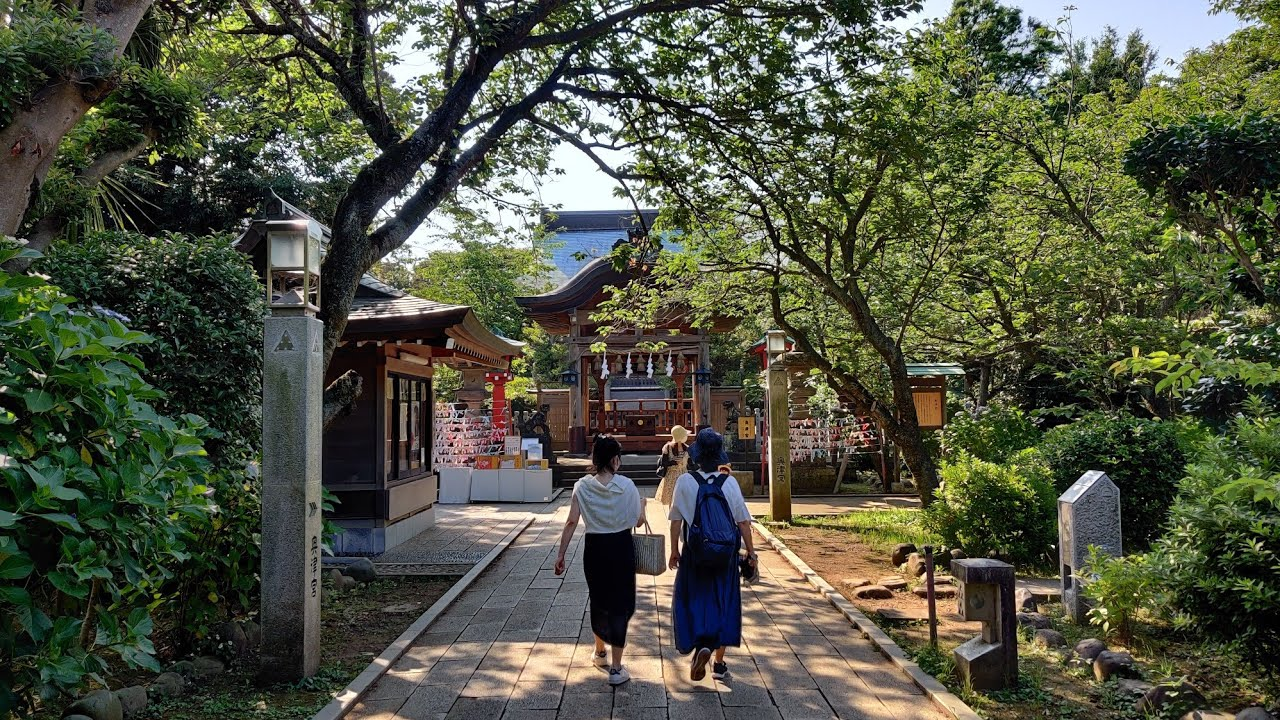 4K Japan Guided Tour - Enoshima, A Perfect Daytrip from Tokyo