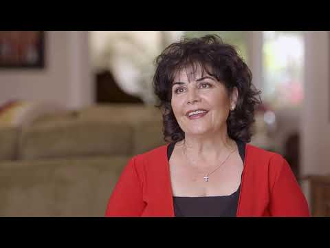 Total Knee Replacement Patient Story: Loretta Joseph