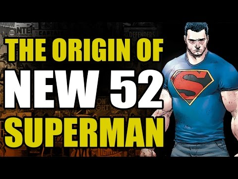DC New 52 - The Origin of Superman