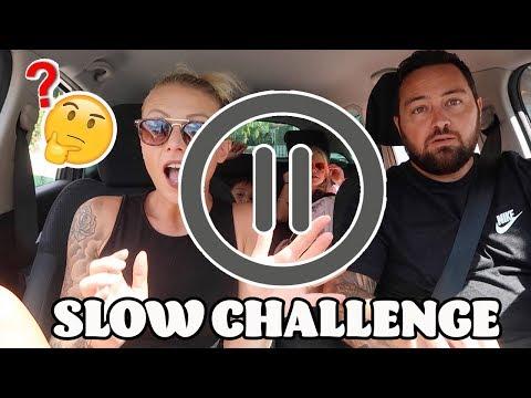 ♡• ON INVENTE LE SLOW CHALLENGE •♡