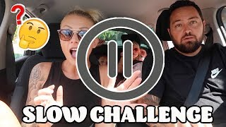 ♡• ON INVENTE LE SLOW CHALLENGE •♡