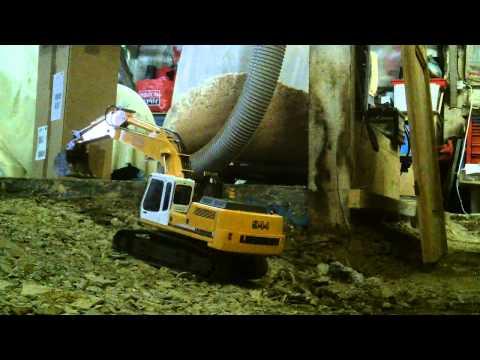 Liebherr 944b digging test