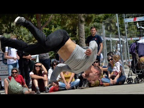 Bboy DanyzoO Special 2006