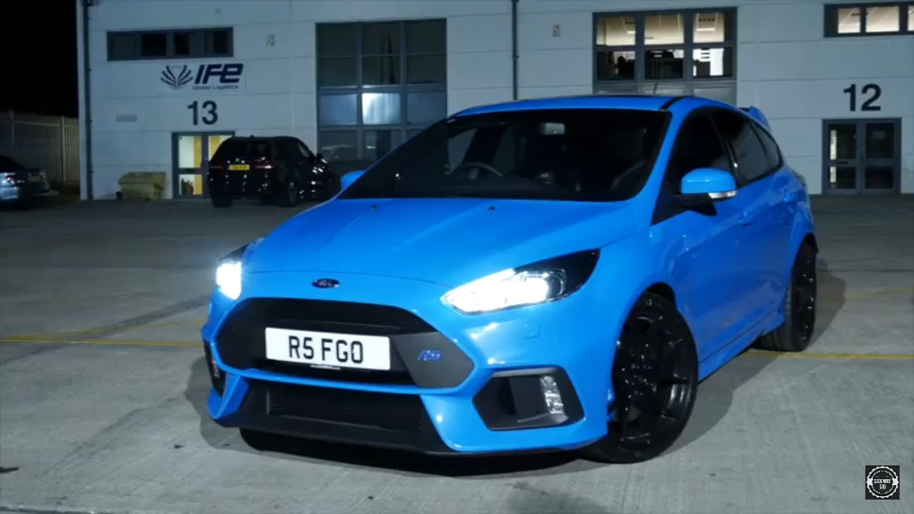 Ford Focus RS Custom PPFStickers  YouTube