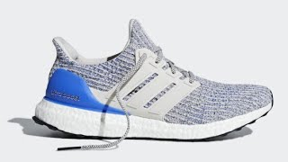 "f7ab6058dbb2e ADIDAS ULTRABOOST 4.0 ""BLUE HEEL"" FIRST DETAILED LOOK ..."