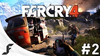 Far Cry 4 Walkthrough Part 2 - The Madness continues!