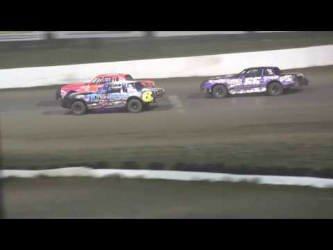 Eagle 4/22/2017 Hobby Stock A Feature