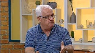 Izmedju Tacija i Haradinaja je jaz / Slali smo Gisku na albance - DJS - (TV Happy 31.08.2018)