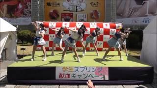 2014年3月15日(土)に愛知県学生献血連盟主催「スプリング献血キャンペ...