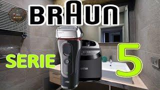 Recensione: Braun Series 5 5070cc Rasoio elettrico novità 2015 (ITA)