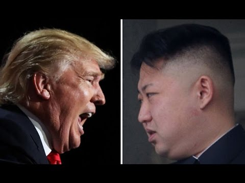 Karen World News-N.Korea vs U.S.A