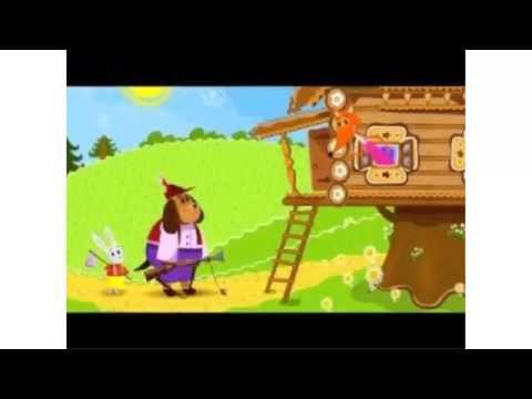 Народная сказка лиса и заяц.Аудиосказка
