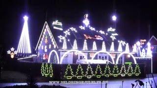 Beldringe julelys 2015 De Nattergale The Støvle Dance