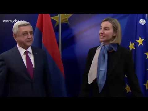 Несмотря ни на что и даже на Россию. Армения выбирает Евросоюз