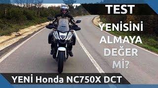 2019 Honda NC750X DCT İncelemesi - Yenilemeye Değer Mi?
