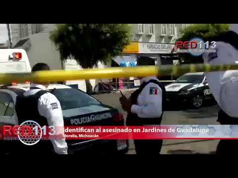 VIDEO Identifican al asesinado en Jardines de Guadalupe, era arquitecto