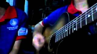 Ngủ sớm em nhé - Thu Uyên ft Thanh Thảo (Guitar Cover)