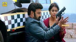 Balakrishna & Shriya | Blockbuster In Tamil Dubbed Full Movie | Aathikesavan | South Indian Movies