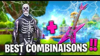 10 BEST COMBOS OF SKINS / FORTNitE Battle Royale EN