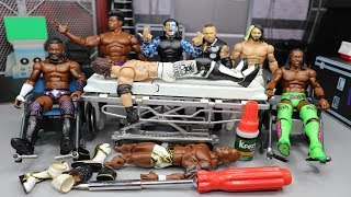 WWE ACTION FIGURE SURGERY! EP. 20!