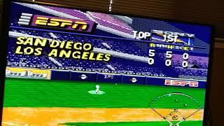 ESPN Baseball Tonight (Sega Genesis)