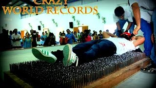 Dangerous World Records || PLEASE DON'T TRY THIS ||
