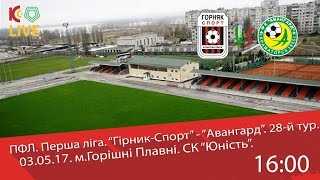 Горняк-Спорт : Авангард