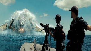 Атака Пришельцев На Флот Федерации ™️«Морской бой» (2012)