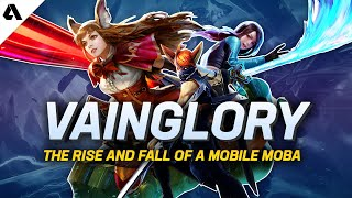 The Mobile MOBA Ahęad of Its Time - Rise and Fall of Vainglory