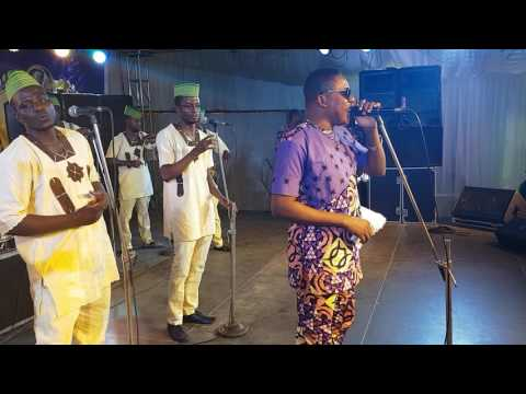FEMI SOLAR  For Otunba Kola Olootu. 30 Years In Broadcasting.