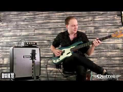 Quilter BassDock BD12 Overview