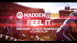 Madden 25 | Official Gameplay Trailer | Xbox One & PS4