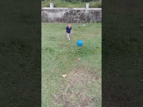 Skill Football Baby Ronaldo