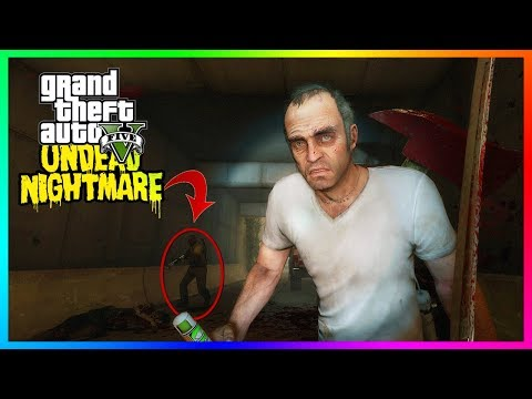 Grand Theft Auto 5 Was Going To Get A HUGE Zombies DLC Expansion...Until This Happened! (NEW PROOF) thumbnail