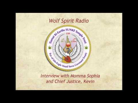 Part - 1: SUNKE Temple Trust: Interview with Momma Sophia and Chief Justice Kevin